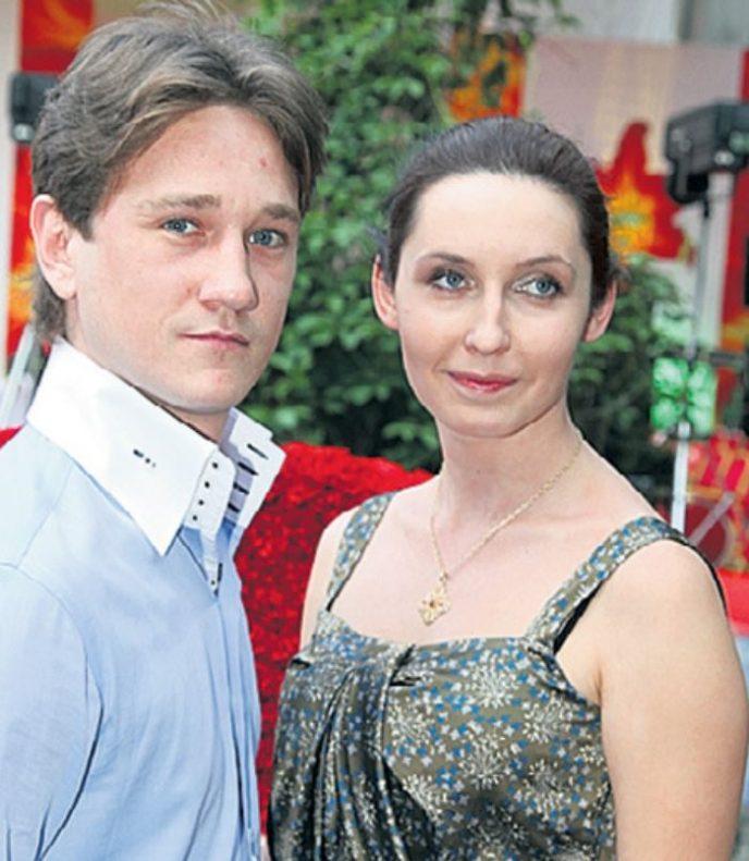 Антон Шагин актер