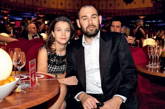 слепаков и жена фото