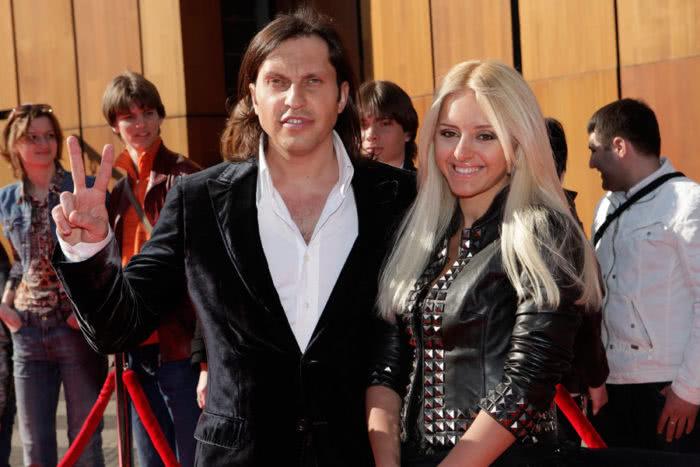 Александр ревва и его жена анжелика
