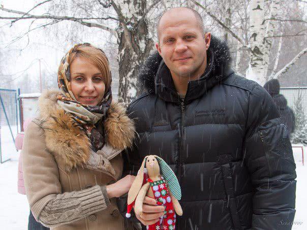 Федор Емельяненко: биография и личная жизнь с женой, фото с инстаграма и карьера спортсмена