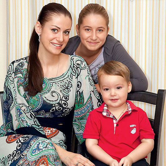 Анна ковальчук семья дети 67
