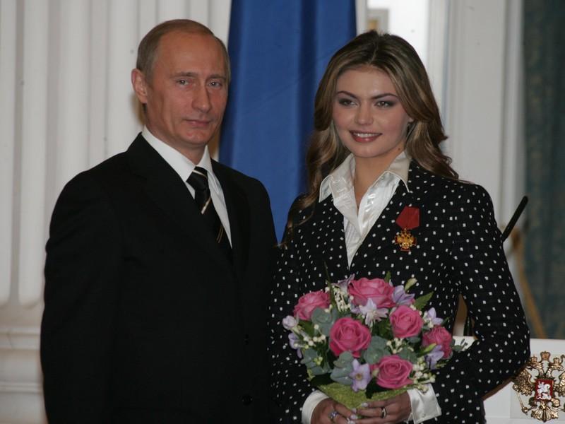 Путин и Кабаева фото свадьба на Валааме