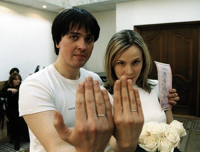 Артист матросов и его жена