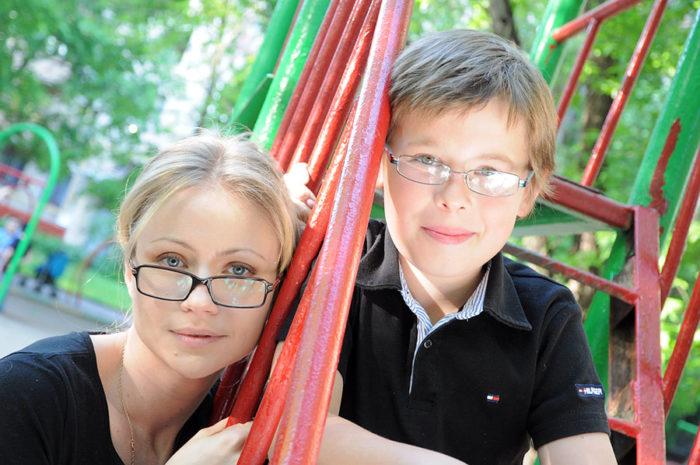 Мария Миронова биография личная жизнь семья муж дети  фото