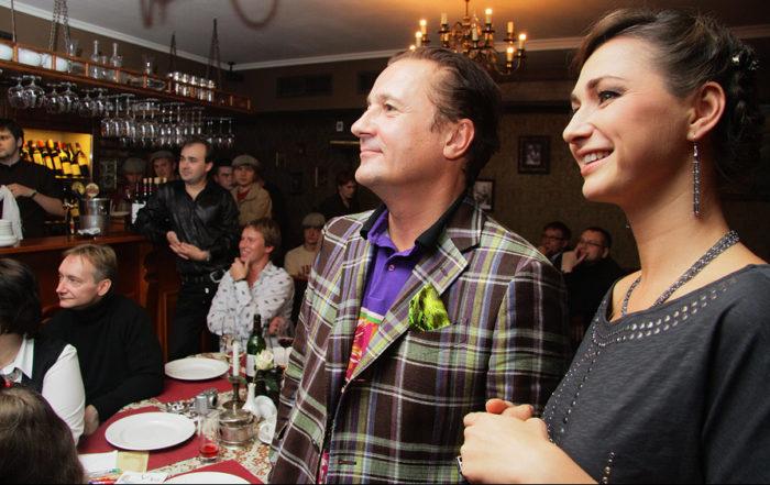 Олег Меньшиков биография личная жизнь семья жена дети  фото