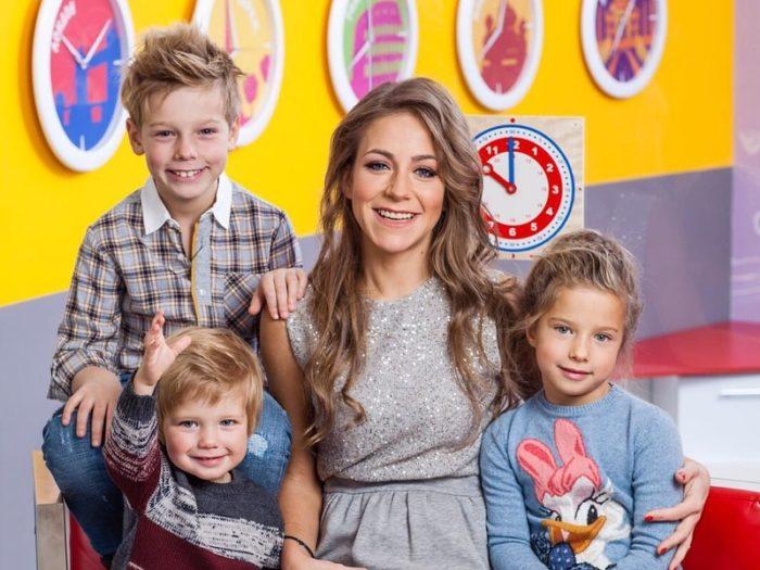 Аршавин и его новая семья