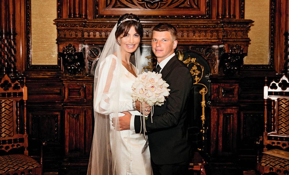 аршавин и новая жена