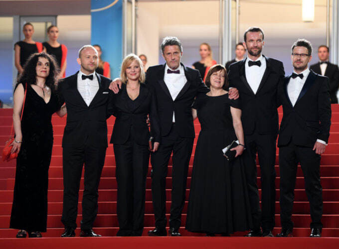 «Cold War (Zimna Wojna)» Red Carpet Arrivals — The 71st Annual Cannes Film Festival