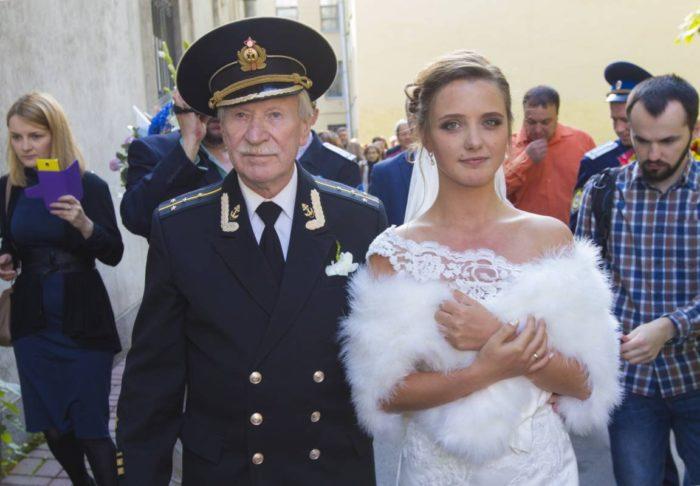 Иван Краско — биография и личная жизнь актера с молодой женой Наталией Шевель, фильмы с участием народного артиста