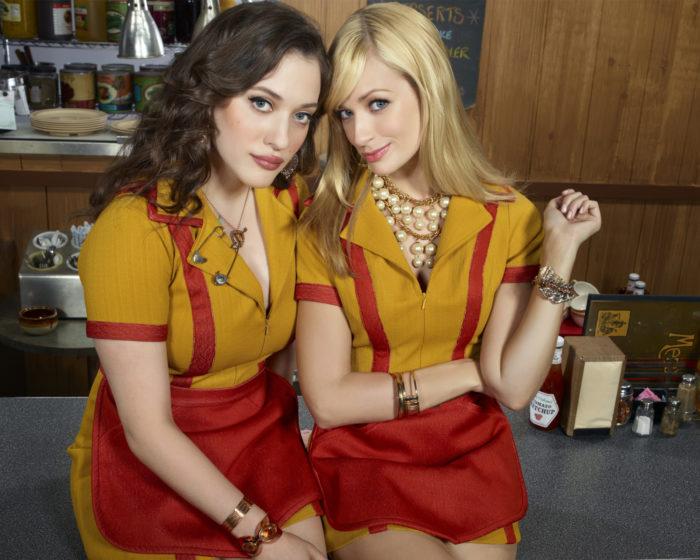 2 девицы на мели