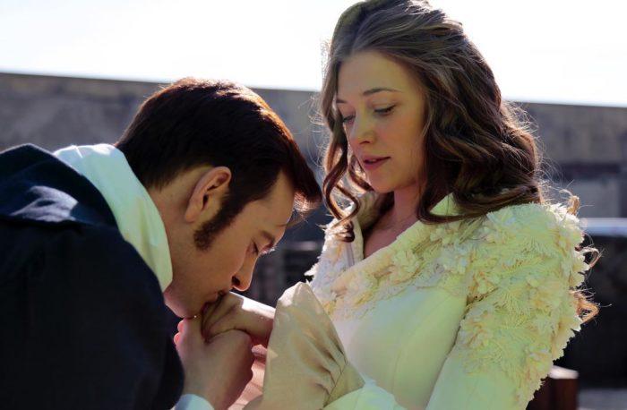 Александра Никифорова (актриса) – личная жизнь с мужем ...