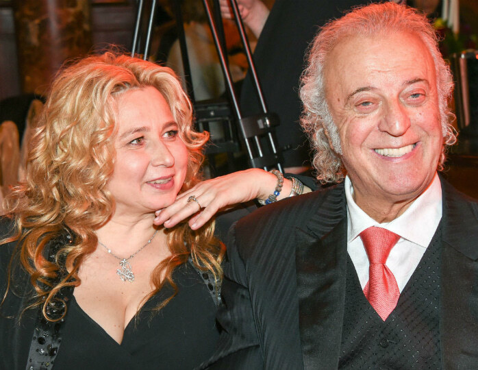 Илья резник и его бывшая жена