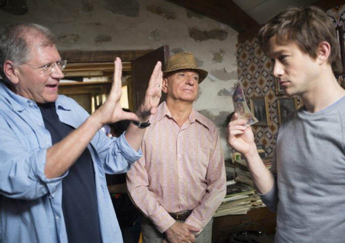 Joseph Gordon Levitt;Ben Kingsley