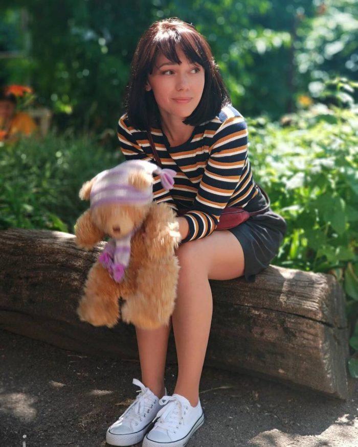 Виктория корлякова актриса фото доступный