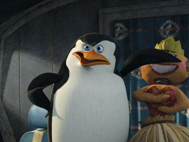 Пингвин Шкипер