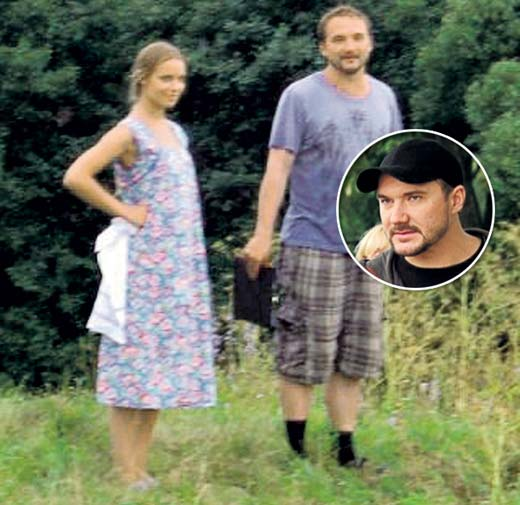 Ольга арнтгольц и ее новый муж фото thumbnail