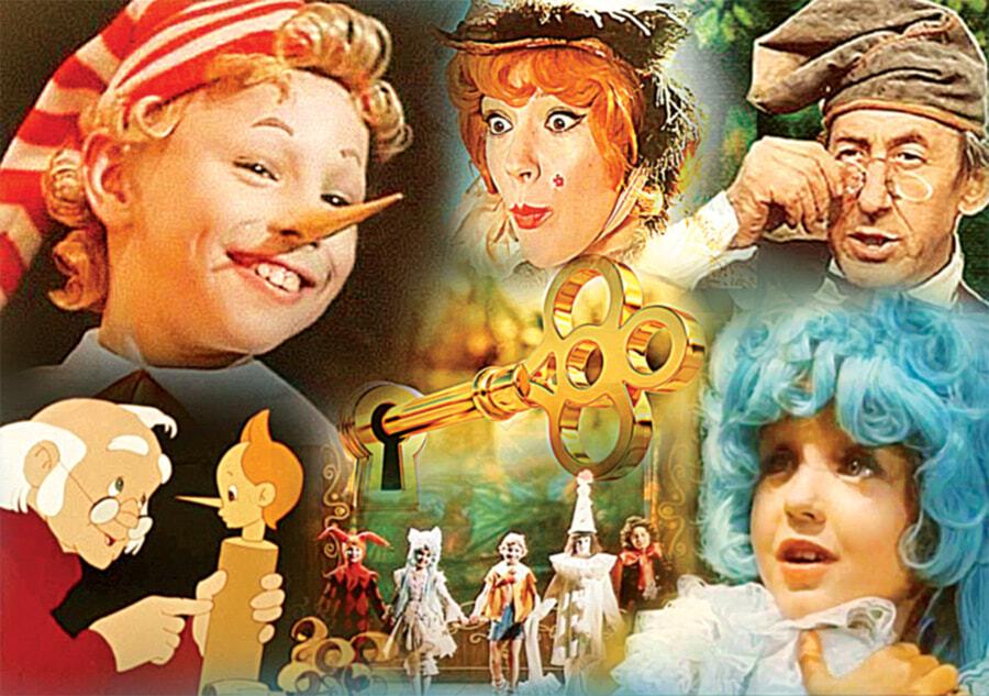 Актеры Приключения Буратино — актеры фильма 1975 года тогда и сейчас: что стало с героями